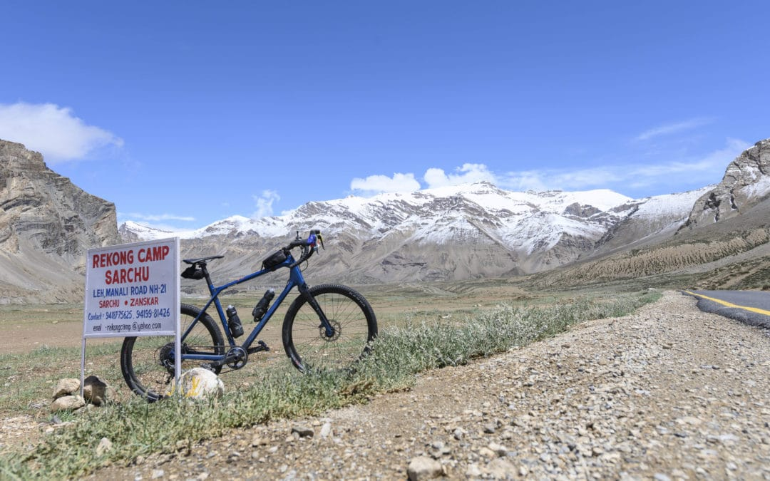 Riding the World's Highest Road
