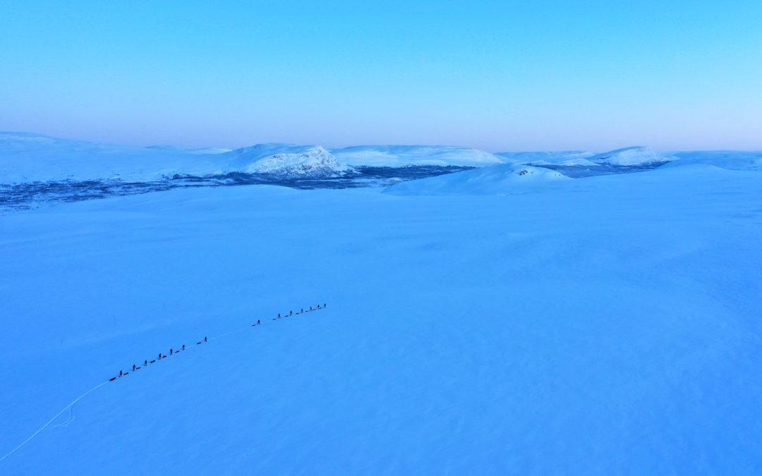 Extreme Dreams: Arctic Tri-Nation Challenge – Photo Blog