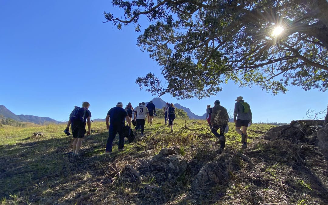 Mount Barney Expedition