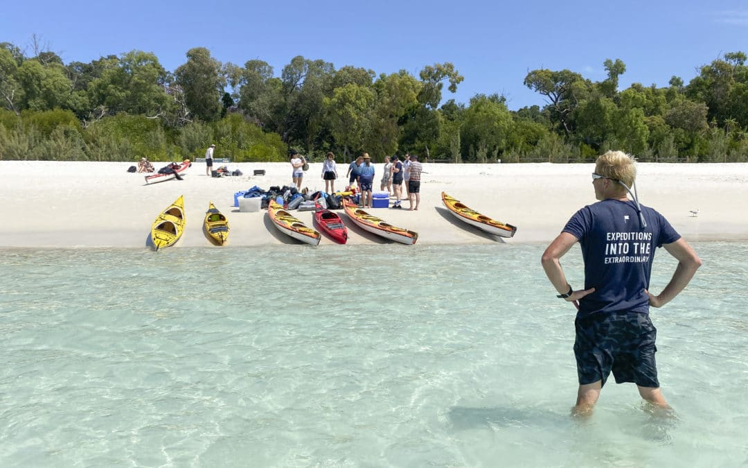 74 islands, 10 epic people, 1 magnificent Whitsundays expedition